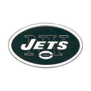 New York Jets   NFL Enameled Sports Belt Buckle Sports