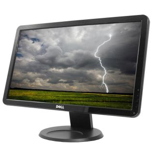 Dell S2009W 20 inch HD Widescreen LCD Monitor (Refurbished