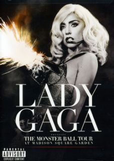 Lady Gaga Presents The Monster Ball Tour At Madison Square Garden (DVD