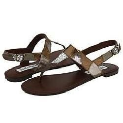 Steve Madden Shuttle Metallic Multi Sandals