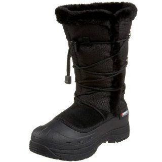 Baffin Womens Ella Winter Boot,Black,6 M Shoes