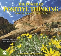 The Power of Positive Thinking 2010 Calendar