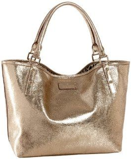 Metallic Flicker Small Sophie Tote,Burnished Gold,one size Shoes