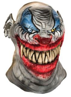Clown Masks Demon Clown Adult Mask. Clothing