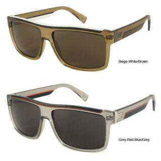 Diesel DS0198 Mens Rectangular Sunglasses