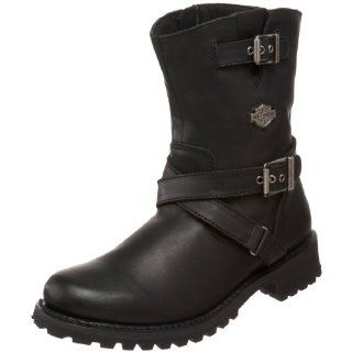 Harley Davidson Womens Kat Boot ,Black,7.5 M US Shoes