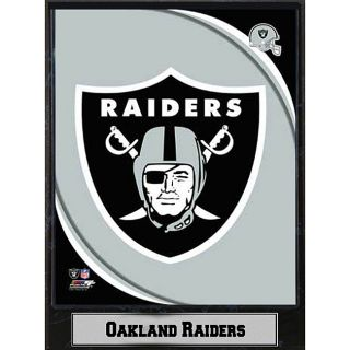 2011 Oakland Raiders Logo Plaque Today: $19.99