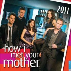 How I Met Your Mother 2011 Calendar (Calendar)