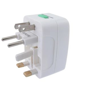 Universal World wide Travel Charger Adapter Plug (Pack of 5