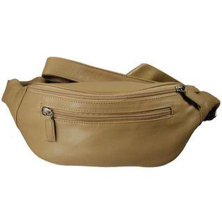 Romano Leather Medium Fanny Pack