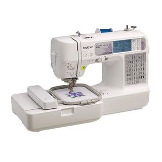 Brother SE 400 Computerized Sewing and Embroidery Machine (Refurbished