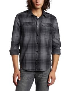 Oneill Mens Keystone Long Sleeve Shirt Clothing