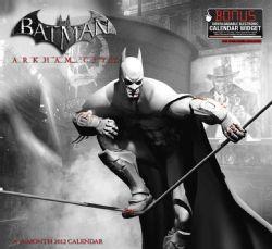 Batman Arkham City 2012 Calendar (Calendar)