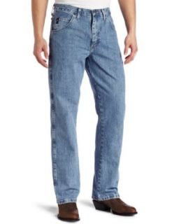 Wrangler Mens 20X Relaxed Fit Over Boot Jean Clothing