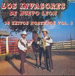 Los Invasores De Nuevo Leon   15 Exitos Nortenos, Vol. 3
