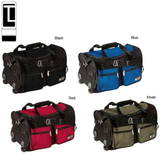Travel Concepts Sidney 20 inch Rolling Duffel Bag