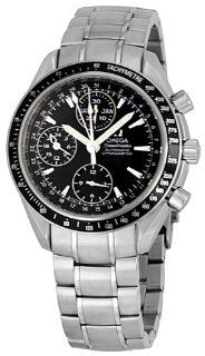 Omega Mens 3220.50.00 Speedmaster Day Date Tachymeter Watch Watches