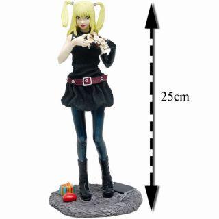 Death note Misa figurine résine 25cm   Achat / Vente FIGURINE Death