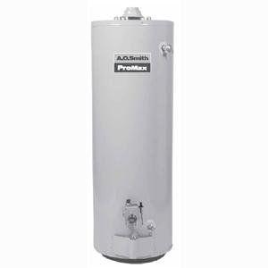 Smith GCV 50 Residential Water Heater, Natural Gas, 50 Gallon