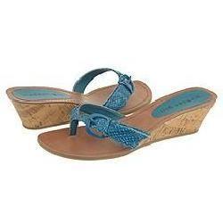 Madden Girl Wallie Turquoise Paris Sandals