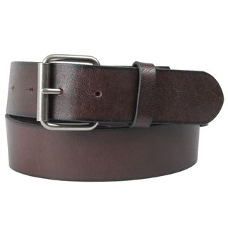 Journee Collection Womens Oil Tanned Genuine Leather Belt