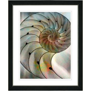 Studio Works Modern Sea Cambrian Framed Print
