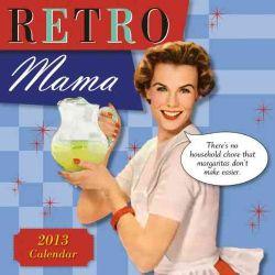 Retro Mama 2013 Calendar (Calendar)