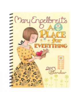 Mary Engelbreit Weekly Planner 2013 Calendar (Calendar)