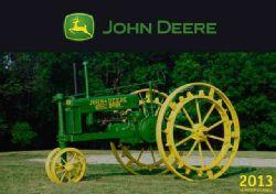 John Deere Tractors 2013 (Calendar)