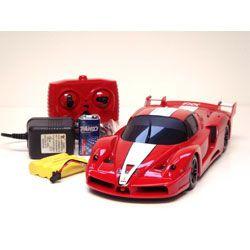 Ferrari FXX 118 Radio Remote Control Car
