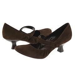 Franco Sarto Enjoy Tmoro Suede Pumps/Heels