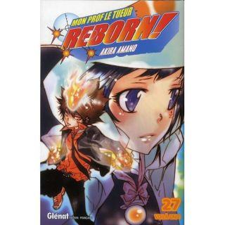 Reborn t.27   Achat / Vente Manga Akira Amano pas cher