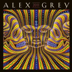 Alex Grey 2011 Calendar (Calendar)