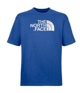 The North Face Mens Half Dome T Shirt Jake Blue Size Large