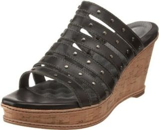 Softwalk Womens San Fran Wedge Sandal Shoes