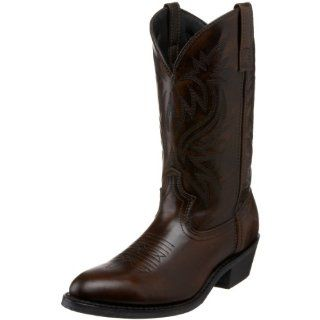 Laredo Mens Paris Western Boot Shoes