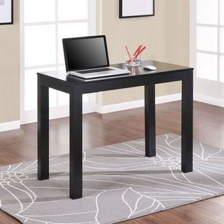 Altra Parsons Black Writing Desk
