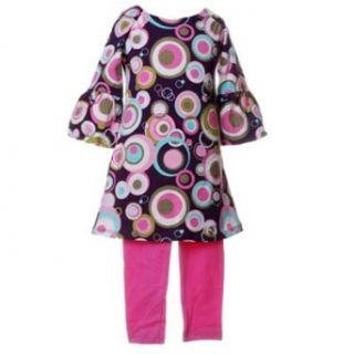 New Infant Baby Girls Clothes PURPLE BUBBLE Outfit 24M