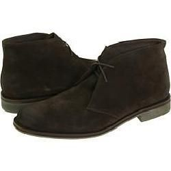 Tommy Bahama Lugano Dark Brown Suede Boots