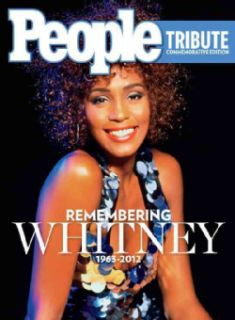 Remembering Whitney Houston, 1963 2012 A Tribute (Hardcover