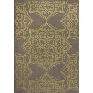 Miramar Grey/Green Floral Area Rug (710 x 100)