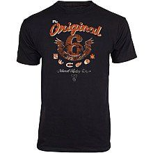 Old Time Hockey Original Six T Shirt