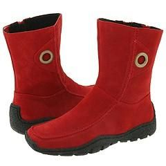 Lassen Beacon Red Cow Boots