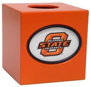 Oklahoma State University Tissue Holder Box Cover Sports