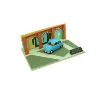43 avec Diorama   Fiat Nuova 500 MyCar Francis Lombardi 143