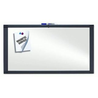 Cubicle Magnetic Dry Erase Board (30 x 18 inches)