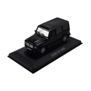 500 V8 (1993) 143 noir W463   Mercedes Benz G500 G 500 V8 (1993) 143