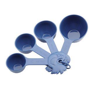 Paula Deen Signature Pantryware Blueberry 4 piece Measuring Cup Set
