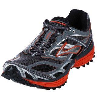Brooks Mens Trailblade Grey Cross Training Athletic Shoes