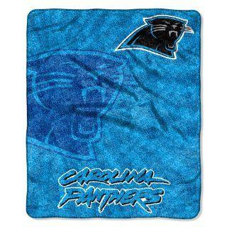 Carolina Panthers Super Soft Sherpa Blanket Sports
